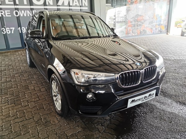 2016 BMW X3 xDRIVE20d Auto Eastern Cape Port Elizabeth_0