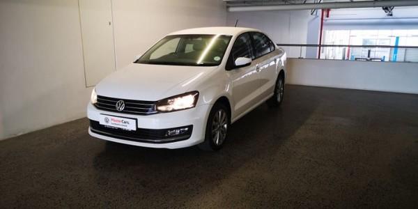 2018 Volkswagen Polo GP 1.4 Comfortline Western Cape Table View_0