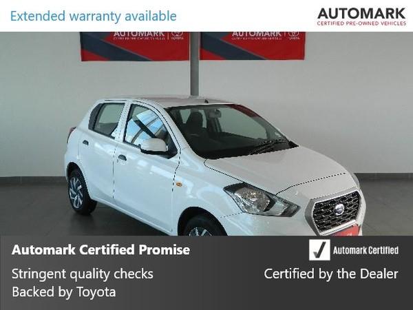 2018 Datsun Go 1.2 MID Western Cape Rondebosch_0