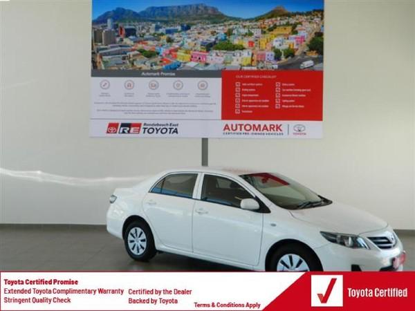 2020 Toyota Corolla Quest 1.6 Auto Western Cape Rondebosch_0