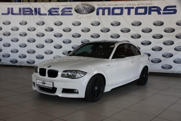 2008 BMW 1 Series 120d Coupe  Gauteng Springs_0