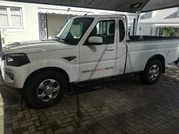 2019 Mahindra PIK UP demo Western Cape Worcester_0