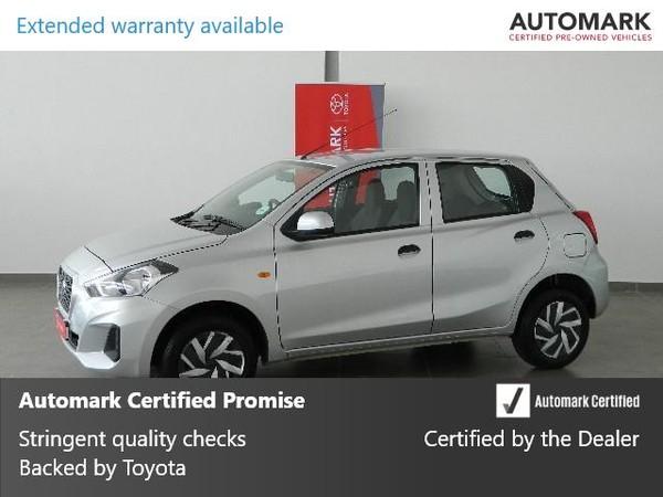 2019 Datsun Go 1.2 MID Western Cape Rondebosch_0