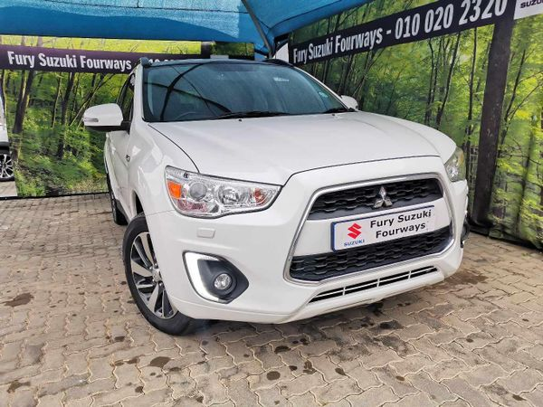 2016 Mitsubishi ASX 2.0 5dr Gls At  Gauteng Four Ways_0