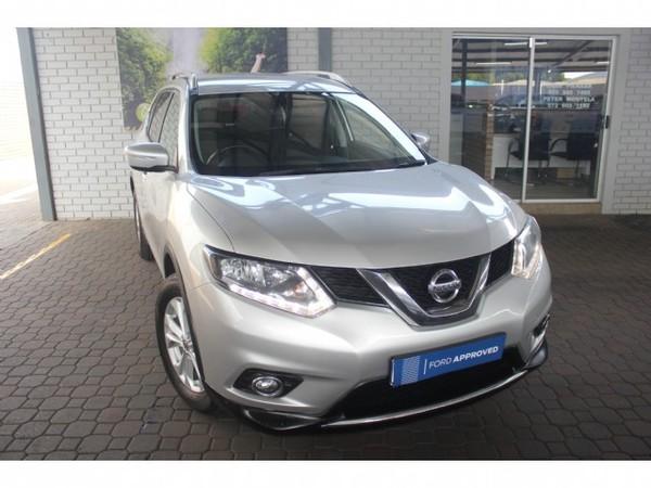 2017 Nissan X-Trail 2.5 Acenta PLUS 4X4 CVT 7S Gauteng Pretoria_0