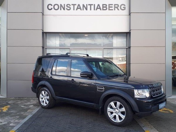 2015 Land Rover Discovery Discovery 4 XS Western Cape Tokai_0