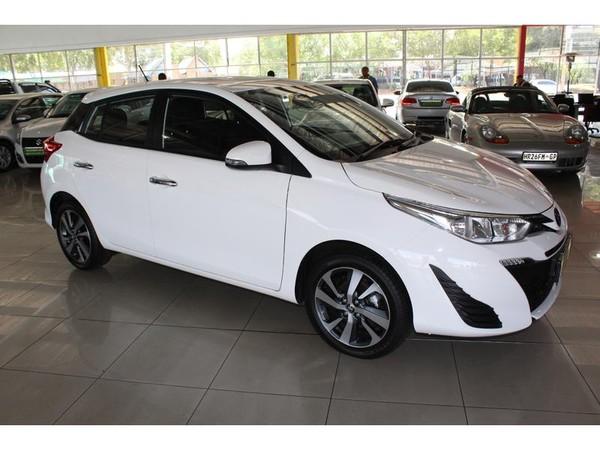 2018 Toyota Yaris 1.5 Xs CVT 5-Door Gauteng Alberton_0