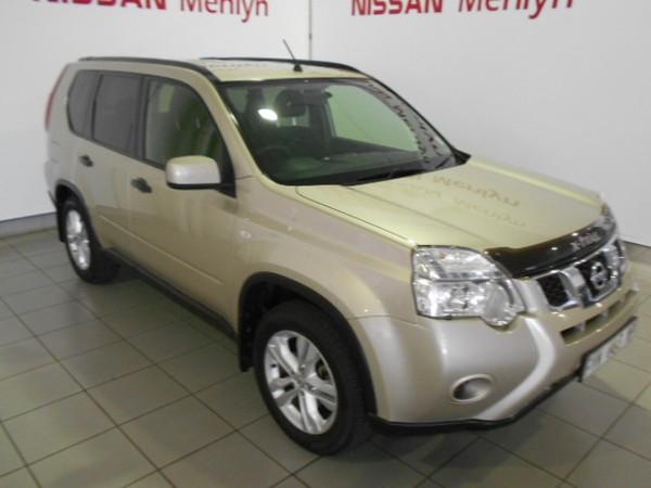 2013 Nissan X-Trail 2.0 4x2 Xe r79r85  Gauteng Pretoria_0