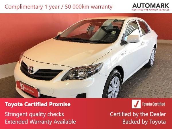 2020 Toyota Corolla Quest 1.6 Auto Free State Bloemfontein_0