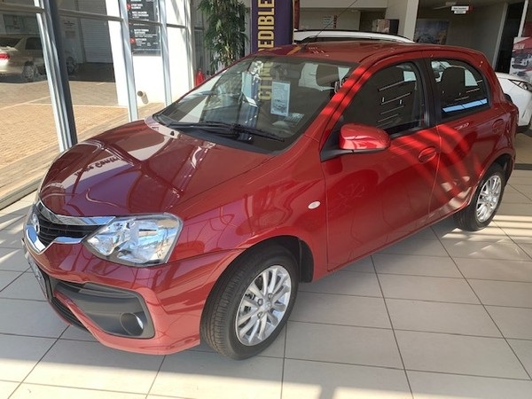 2020 Toyota Etios 1.5 Xs 5dr  Limpopo Northam_0