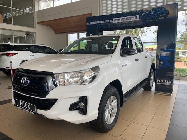 2020 Toyota Hilux 2.4 GD-6 SRX 4X4 Auto Double Cab Bakkie Limpopo Northam_0