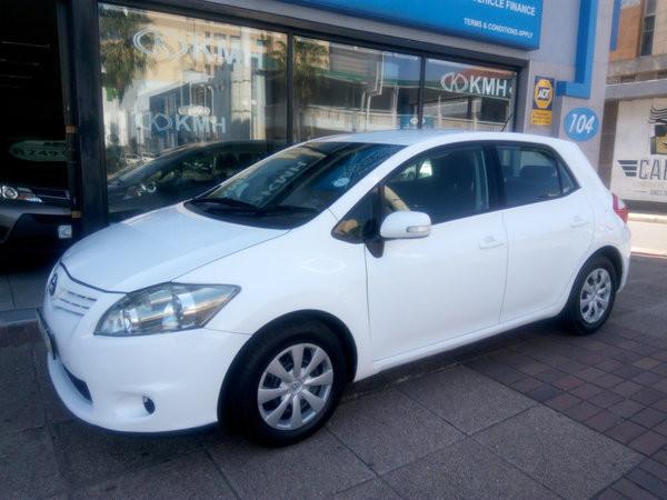 2012 Toyota Auris 1.6 Xi  Kwazulu Natal Durban_0