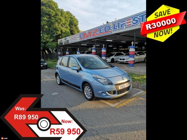 2012 Renault Scenic Iii 1.6 Expression  Gauteng Benoni_0