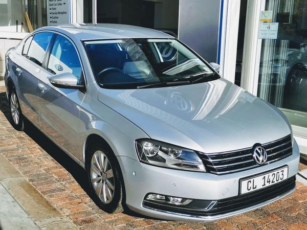 2012 Volkswagen Passat 1.8 Tsi Clne Dsg 118 Kw  Western Cape Oudtshoorn_0
