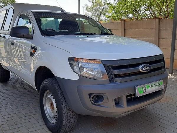 2014 Ford Ranger 2.2tdci Xl 4x4 Pu Sc  North West Province Klerksdorp_0
