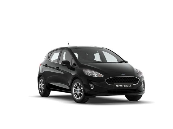 2020 Ford Fiesta 1.0 Ecoboost Titanium 5-Door Western Cape Paarden Island_0