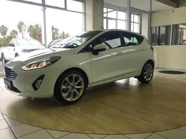 2021 Ford Fiesta 1.0 Ecoboost Titanium Auto 5-door Western Cape Paarden Island_0