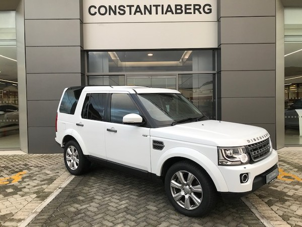 2016 Land Rover Discovery 4 3.0 Tdv6 Se  Western Cape Tokai_0