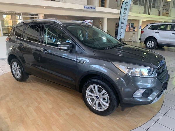 2020 Ford Kuga 1.5 Ecoboost Ambiente Western Cape Paarden Island_0