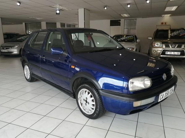 1998 Volkswagen Golf 3 Gts 1.8 Ac  Gauteng Edenvale_0
