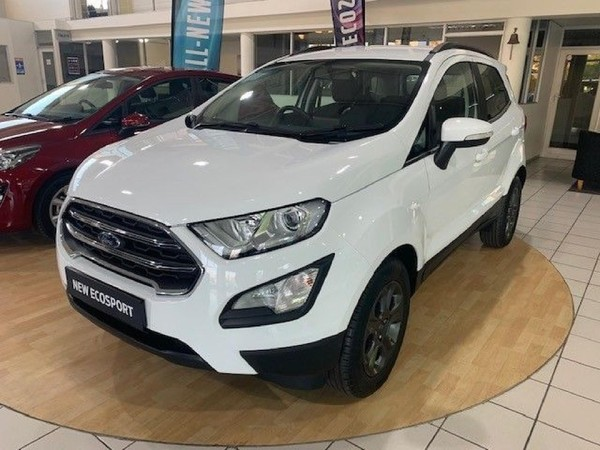 2020 Ford EcoSport 1.0 Ecoboost Trend Auto Western Cape Paarden Island_0