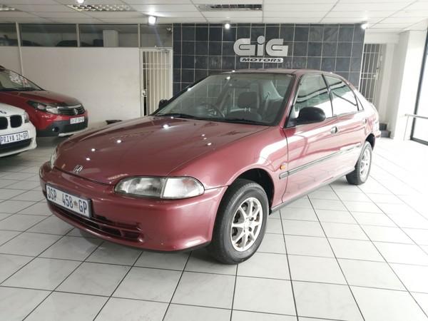 1995 Honda Ballade Encore 150  Gauteng Edenvale_0