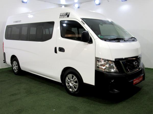 2019 Nissan NV350 2.5 16 Seat Gauteng Alberton_0