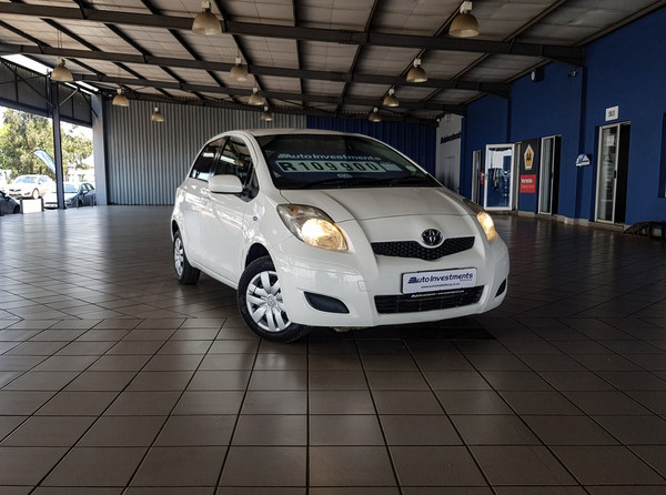 2010 Toyota Yaris T3 5dr  Mpumalanga Middelburg_0