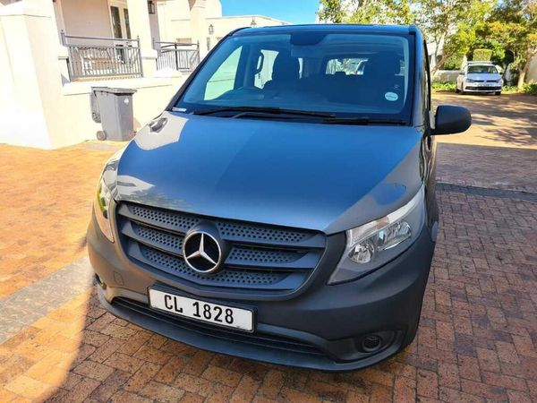 2015 Mercedes-Benz Vito 116 2.2 CDI Tourer Pro Auto Mpumalanga Middelburg_0