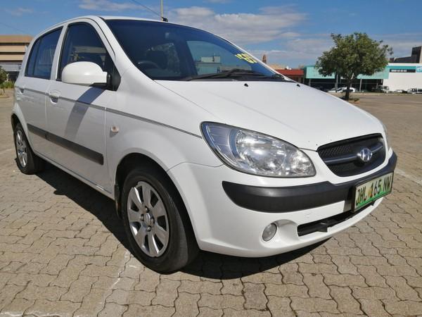 2011 Hyundai Getz 1.4 Hs  North West Province Klerksdorp_0