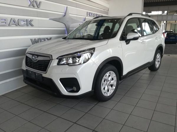 2019 Subaru Forester 2.0i CVT Gauteng Edenvale_0