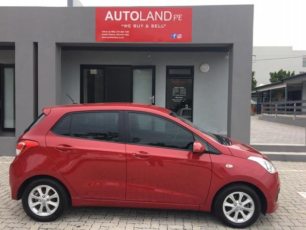 2015 Hyundai Grand i10 1.25 Motion Eastern Cape Port Elizabeth_0