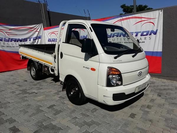2014 Hyundai H100 Bakkie 2.6d Fc Ds  Gauteng Bryanston_0