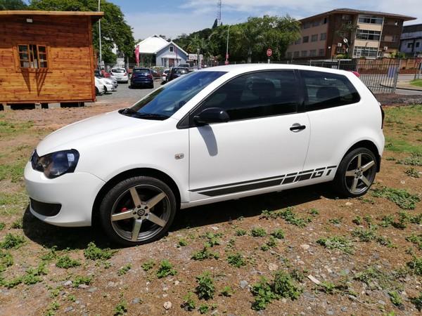 2012 Volkswagen Polo Vivo 1.6 Gt 3dr Kwazulu Natal Durban_0