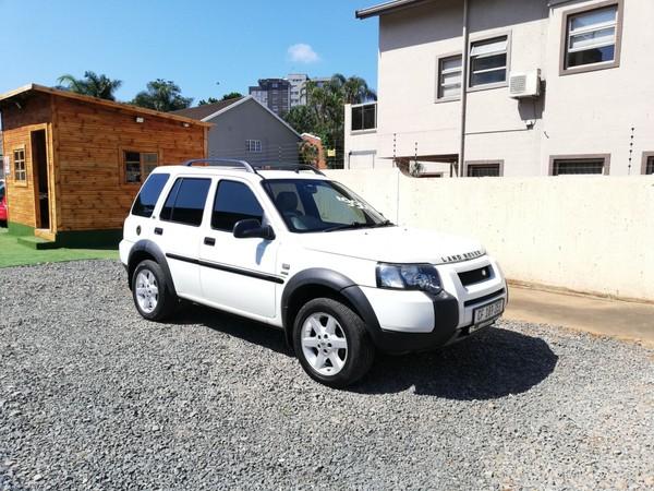 2006 Land Rover Freelander 2.0 Hse Td4 5dr  Kwazulu Natal Durban_0