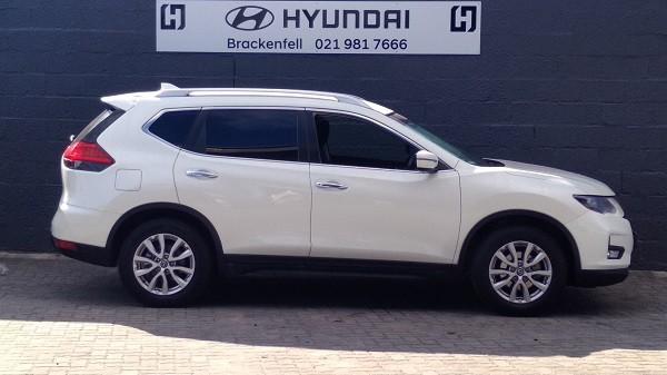 2018 Nissan X-Trail 2.5 Acenta 4X4 CVT Western Cape Brackenfell_0