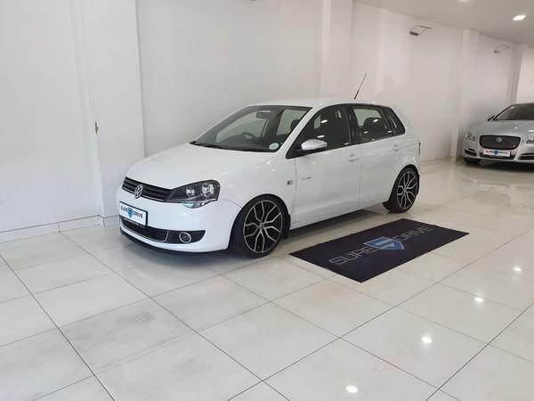 2016 Volkswagen Polo Vivo GP 1.4 Eclipse Kwazulu Natal Durban_0
