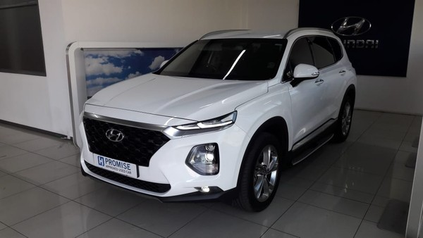 2020 Hyundai Santa Fe R2.2 Executive Auto 7 SEAT Kwazulu Natal Pietermaritzburg_0
