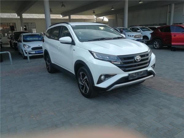 2019 Toyota Rush 1.5 Auto Eastern Cape East London_0