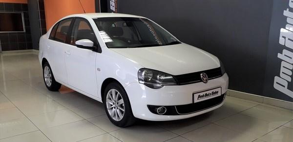 2016 Volkswagen Polo Vivo GP 1.6 Comfortline Kwazulu Natal Pietermaritzburg_0