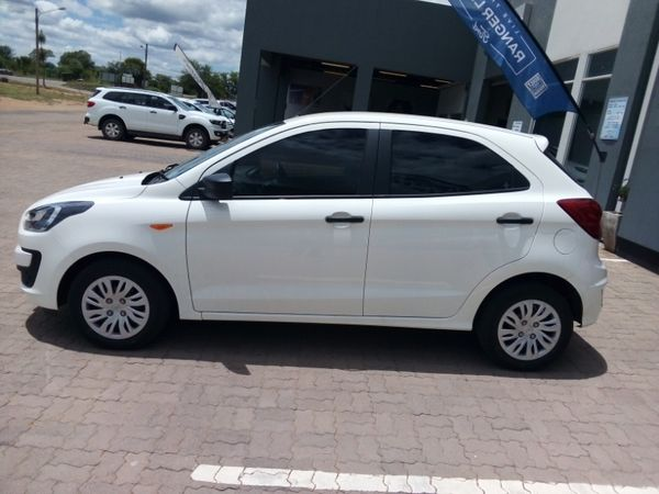 2020 Ford Figo 1.5Ti VCT Ambiente 5-Door Limpopo Nylstroom_0