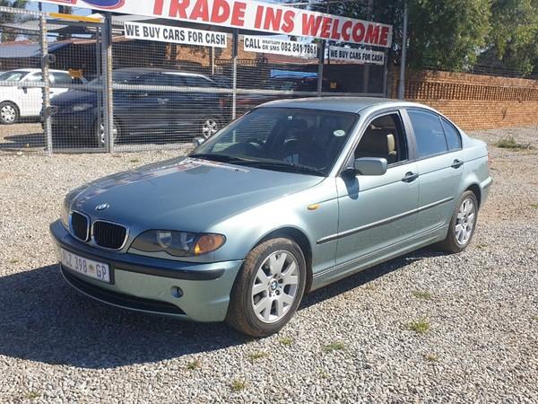 2002 BMW 3 Series 320d Sport e46fl  Gauteng Lenasia_0