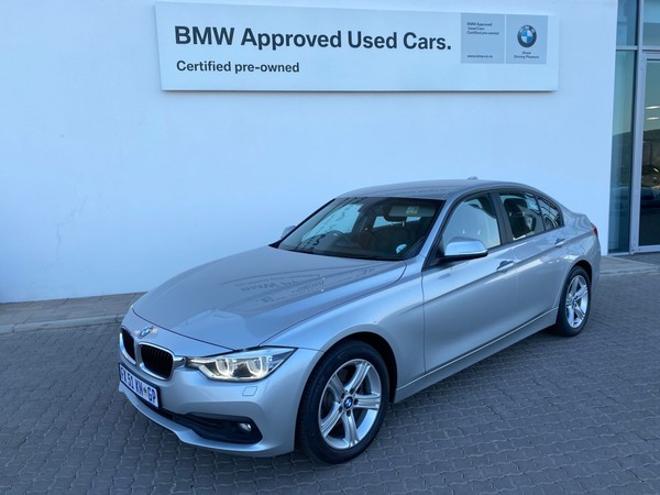 2017 BMW 3 Series 320d At f30  Mpumalanga Nelspruit_0