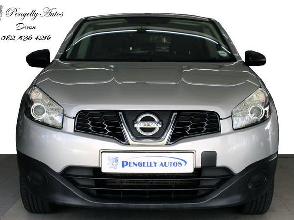 2013 Nissan Qashqai 1.6 Visia  Western Cape Tokai_0