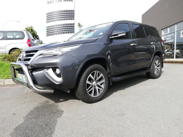 2017 Toyota Fortuner 2.8GD-6 4X4 Auto Eastern Cape Nahoon_0