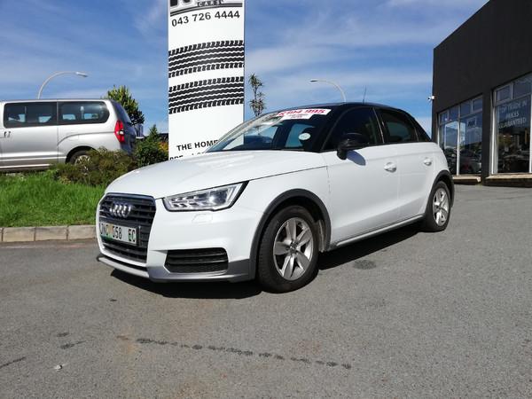 2015 Audi A1 Sportback 1.0t FSi S Eastern Cape Nahoon_0
