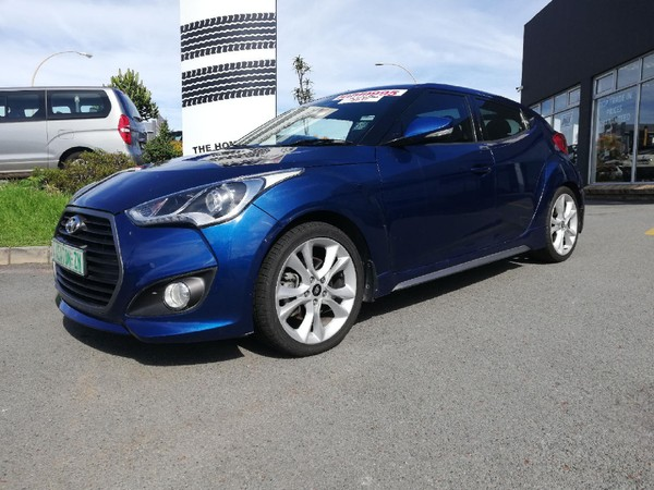 2017 Hyundai Veloster 1.6 GDI T DCT Eastern Cape Nahoon_0