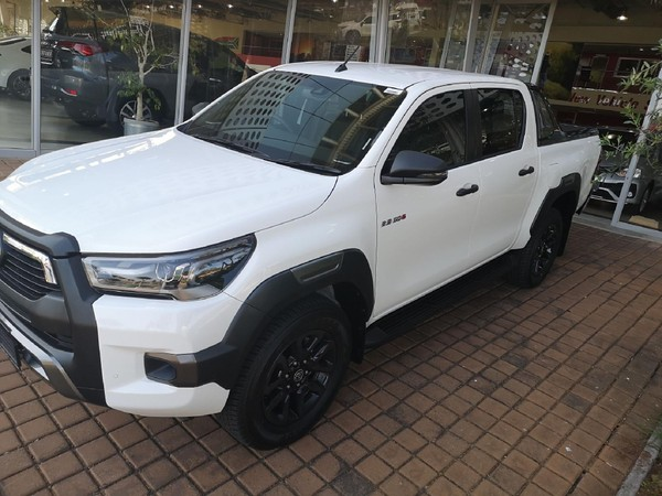 2020 Toyota Hilux 2.8 GD-6 Raider 4X4 Double Cab Bakkie Auto Gauteng North Riding_0
