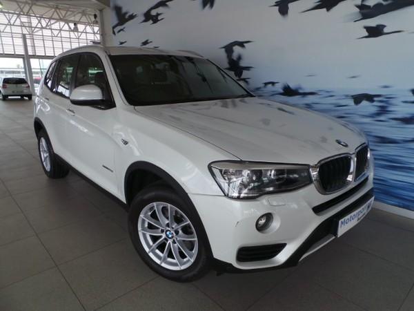 2014 BMW X3 xDRIVE20d Auto Western Cape Bloubergstrand_0