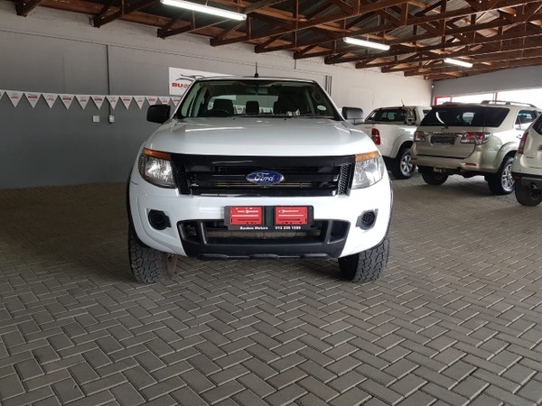 2015 Ford Ranger 2.2tdci Xl Pu Dc  North West Province Hartbeespoort_0
